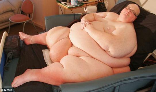 Самый толстый человек в