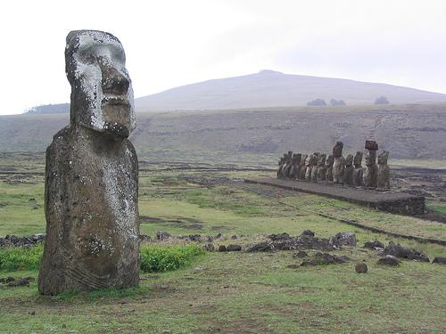 Тайны острова Пасха