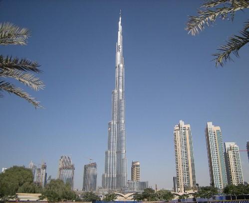 Самое высокое здание мира