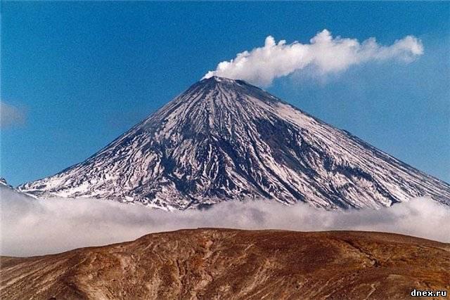 Самый высокий вулкан на планете