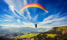 сколько весит парашют